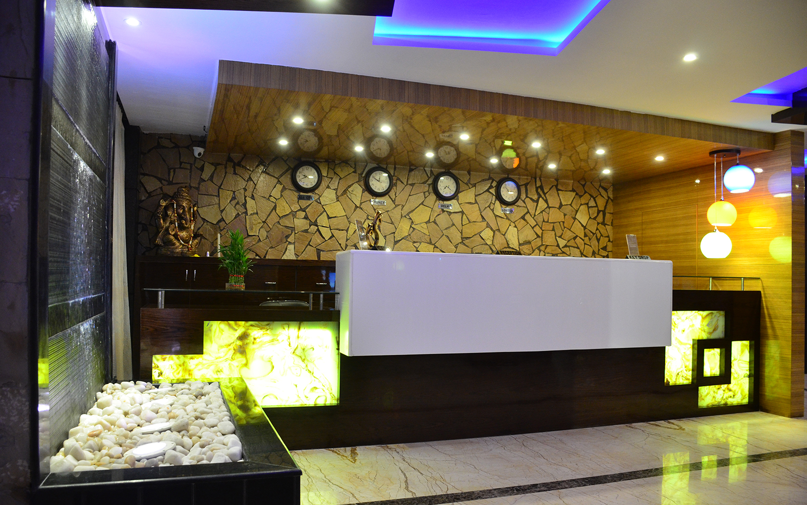 Luxury Hotel in Kalyani,