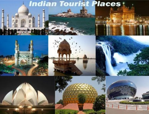 Some Famous Tourist Destinations in India