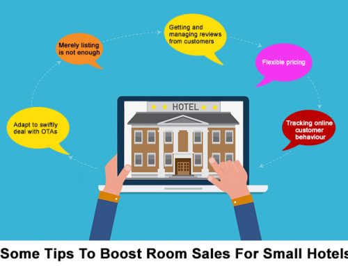 Some Tips To Boost Room Sales For Small Hotels